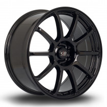 Force 18x8.5 5x108 ET42 Gloss Black