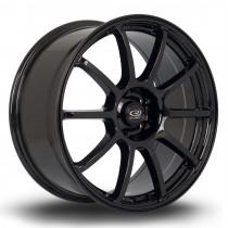 Force 18x9 5x112 ET38 Gloss Black