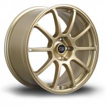 Force 18x8.5 5x100 ET48 Gold
