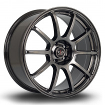 Force 18x8.5 5x108 ET42 Hyper Black