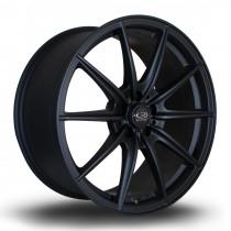 FTF 18x8.5 5x100 ET44 Flat Black