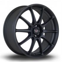 Gra 18x7.5 5x100 ET48 Flat Black 2
