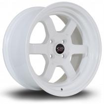 Grid-V 16x8 4x100 ET20 White