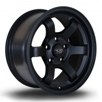 Grid 15x7 5x114 ET20 Flat Black