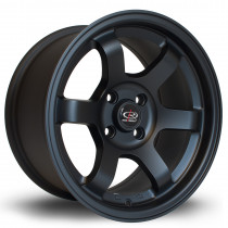 Grid 15x8 4x100 ET20 Flat Black