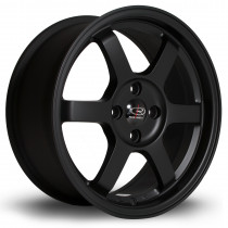 Grid 16x7 4x100 ET40 Flat Black
