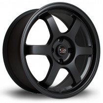 Grid 17x7.5 5x100 ET45 Flat Black