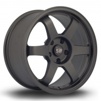 Grid 17x8.5 5x114 ET30 Flat Black 2