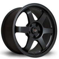 Grid 17x8 5x112 ET45 Flat Black
