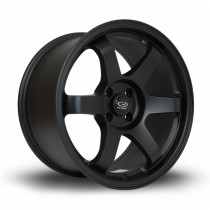 Grid 17x9 5x120 ET35 Flat Black