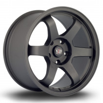Grid 17x9 5x114 ET42 Flat Black 2