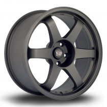 Grid 18x8.5 5x112 ET44 Flat Black 2
