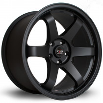Grid 18x9.5 5x112 ET20 Flat Black