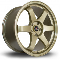Grid 18x9 5x114 ET44 Gold