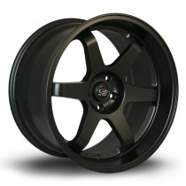 Grid 19x10.5 5x114 ET20 Flat Black