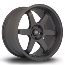 Grid 19x10.5 5x120 ET25 Flat Black 2
