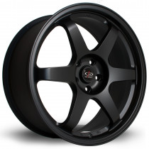 Grid 19x8.5 5x100 ET32 Flat Black
