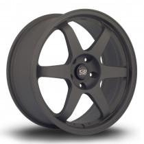 Grid 19x8.5 5x120 ET48 Flat Black 2 - Civic Type R Only