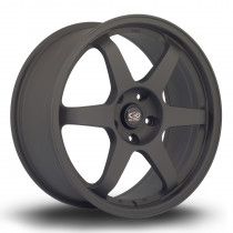 Grid 19x8.5 5x112 ET45 Flat Black 2