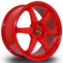 Grid 19x8.5 5x120 ET45 Red