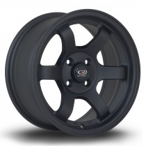 Grid 15x7 5x114 ET20 Flat Black 2
