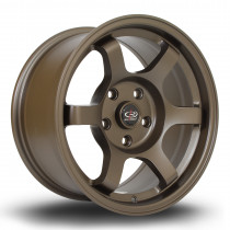 Grid 16x8 5x120 ET20 Matt Bronze 3