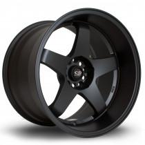 GTR-D 18x12 5x114 ET0 Flat Black