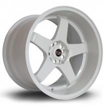 GTR-D 18x12 5x114 ET20 White