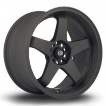 GTR-D 18x9.5 5x114 ET25 Flat Black 2