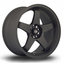 GTR-D 18x9.5 5x114 ET12 Flat Black 2