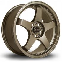 GTR 17x7.5 5x114 ET45 Bronze