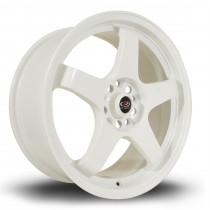 GTR 17x7.5 4x108 ET45 White