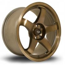 GTR 17x9 4x114 ET25 Speed Bronze