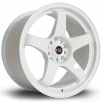 GTR 17x9 5x114 ET25 White