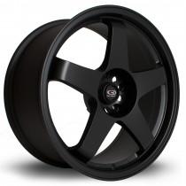 GTR 18x8 4x114 ET48 Flat Black