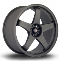 GTR 19x9 5x108 ET42 Flat Black 2