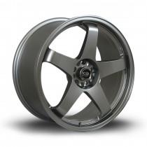 GTR 19x9 5x108 ET42 Steelgrey