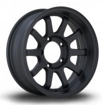 JVEE 16x5.5 5x139 ET-20 Flat Black 2