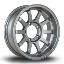 JVEE 16x5.5 5x139 ET-20 Matt Grey
