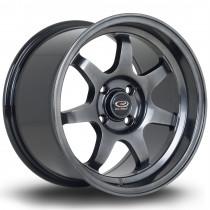 K7 15x9 4x100 ET36 Hyper Black