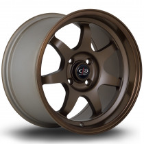 K7 15x9 4x100 ET36 Speed Bronze