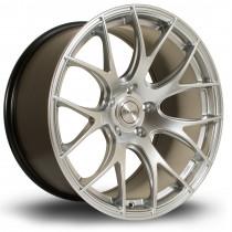 LC818 19x9.5 5x120 ET25 Hyper Silver