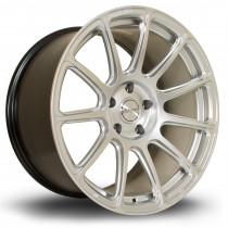 LC888 19x10.5 5x120 ET25 Hyper Silver