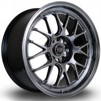 MXR 18x8.5 5x120 ET30 Hyper Black