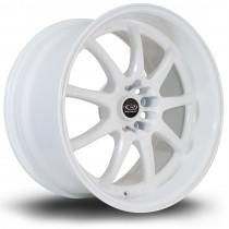 P1R 18x10 5x114 ET18 White