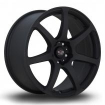 Pro R 18x8.5 5x114 ET44 Flat Black 2