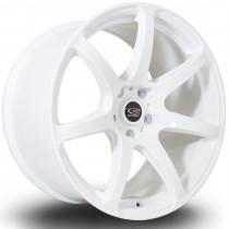 ProR 18x9.5 5x114 ET38 White