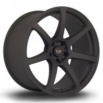 Pro R 19x10 5x112 ET30 Flat Black 2
