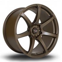 Pro R 19x10 5x112 ET30 Matt Bronze 3