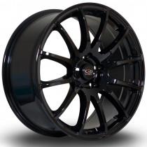 PWR 19x8.5 5x120 ET48 Gloss Black